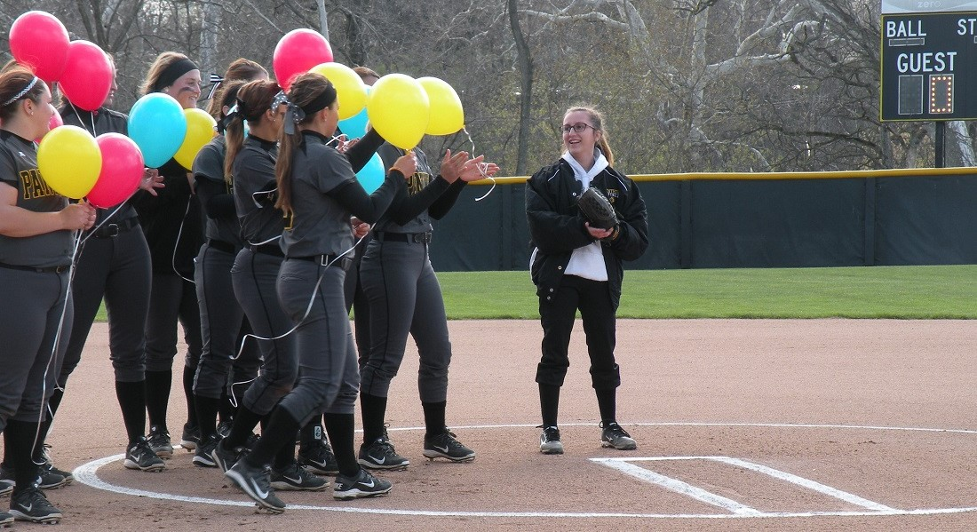 Softball Set To Host Friends Of Jaclyn Day Sunday