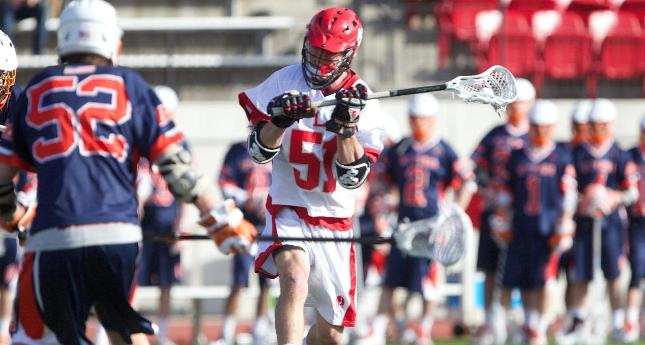 Aaron Murphy set a career high with five goals Saturday