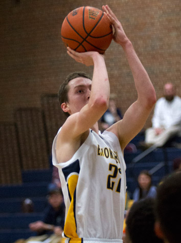 Emory & Henry Men's Basketball Takes Down Washington and Lee, 86-70, On The Road
