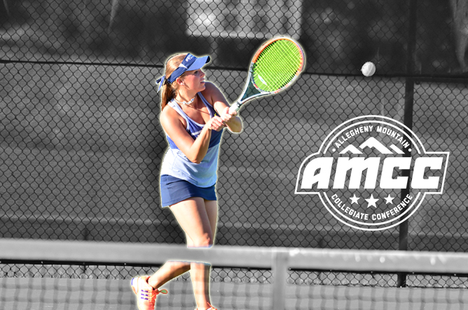 Czerwinski Named 2016 AMCC Women's Tennis Player of the Year