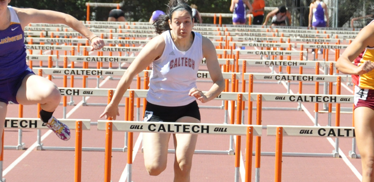 Wright Gets School Heptathlon Record - Again