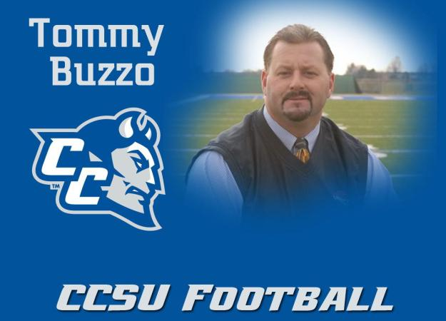 Tommy Buzzo Joins CCSU Football Staff