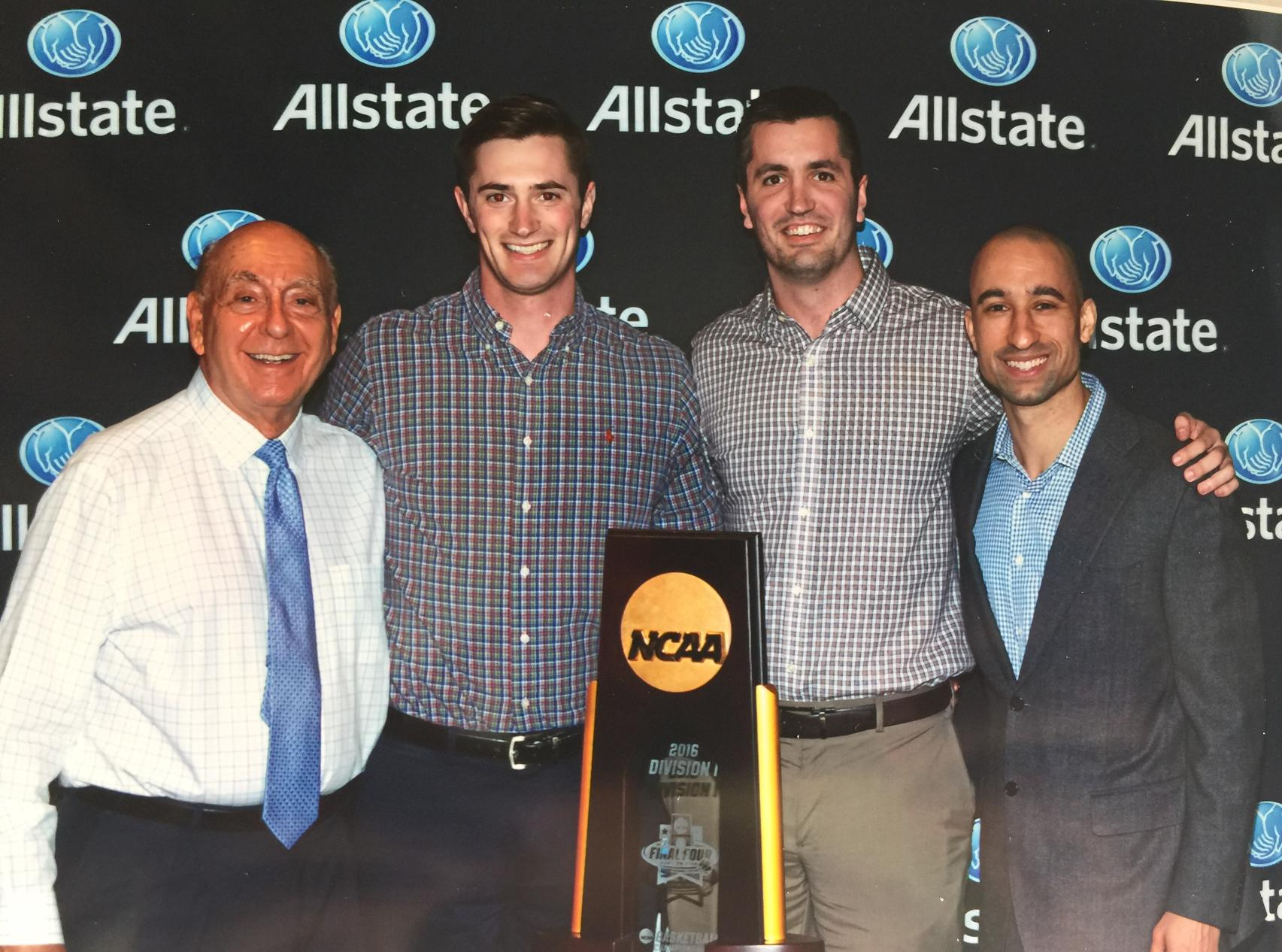 Belmont All-Access: Jeff Laidig at the Final Four