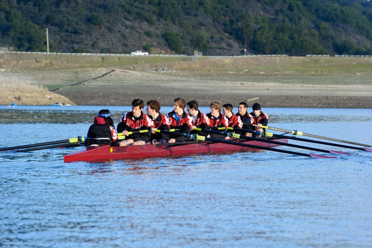 Men's Rowing Races For First Time In 2012