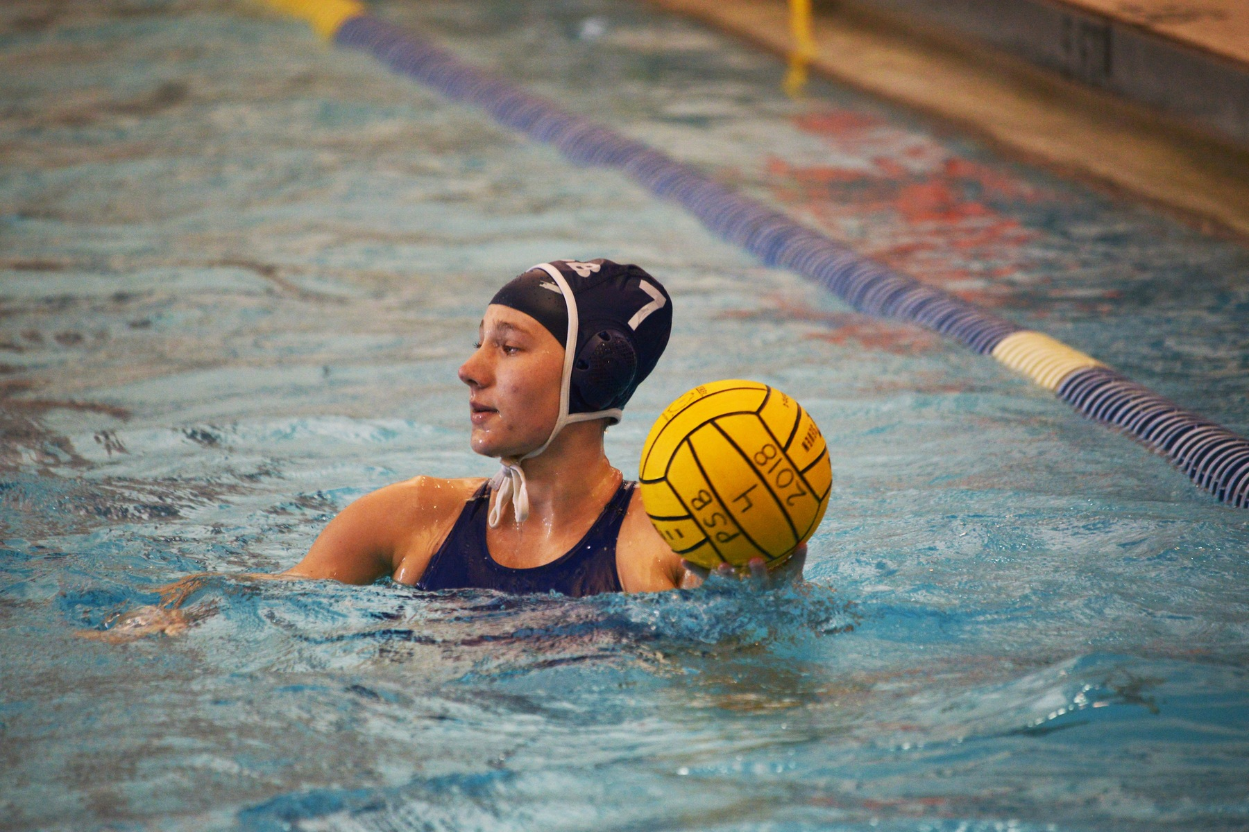 Lions Finish Eighth in CWPA Championships to Close Out Season