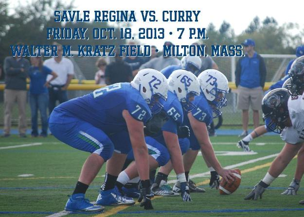 Last week, the Salve Regina offense put up a school record 594 total yards of offense against Western New England.