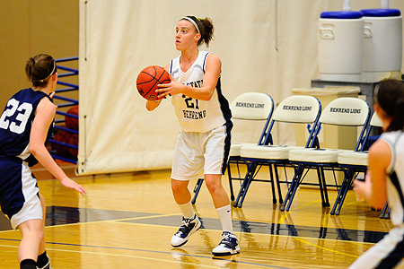 Behrend Breezes Past Mt. Aloysius