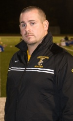 GOIN NAMED EMMANUEL'S HEAD MEN'S SOCCER COACH