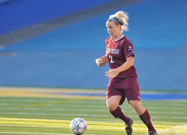 Julie Johnston Named Semi-Finalist For M.A.C. Hermann Trophy