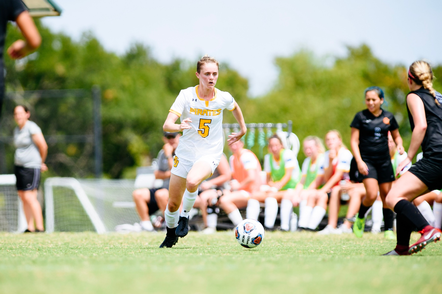 Women's Soccer Earns 7th Shut Out Victory