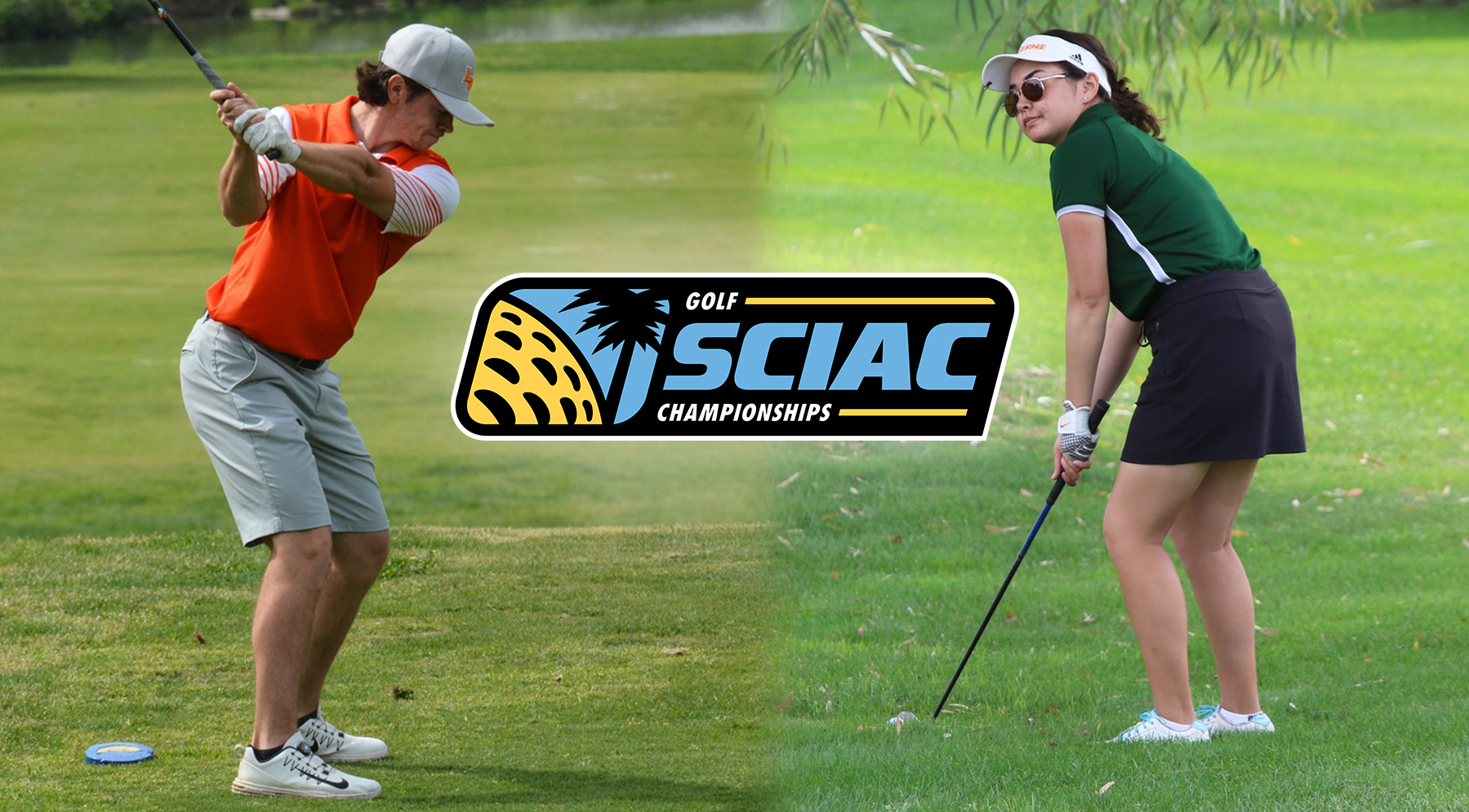 Men's and Women's Golf ready for SCIAC Championships