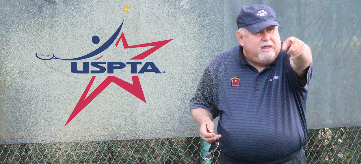 John Ciarleglio Named USPTA New England Division College Coach of the Year