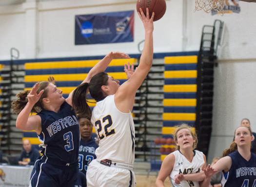 Women's Basketball falls at Salem in Season finale 69-64