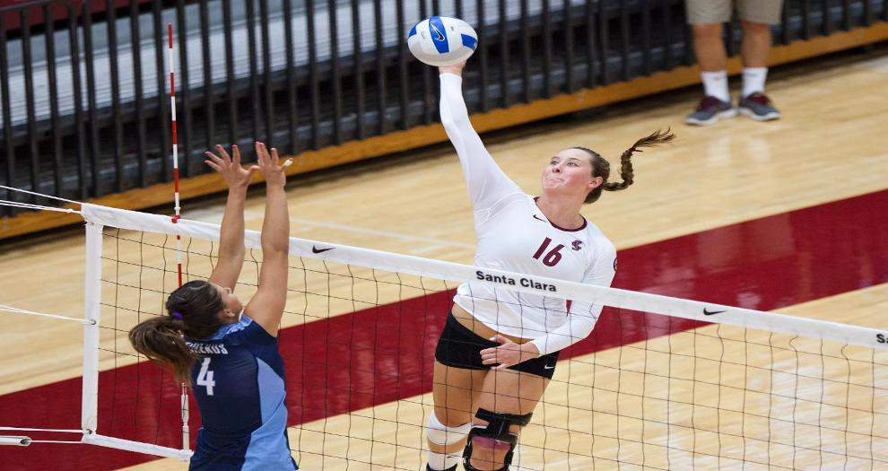 Volleyball Travels To Hawaii For 2 of 3 Matches Vs. Nation's Top 10