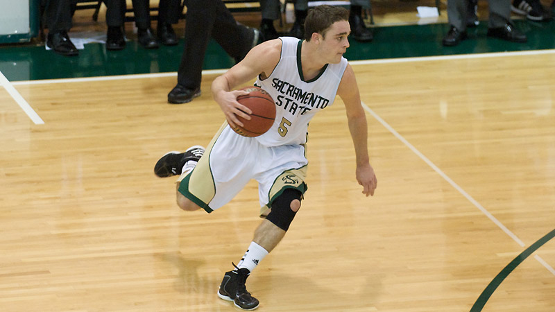 POINT GUARD DYLAN GARRITY NAMED THE BIG SKY CO-PLAYER OF THE WEEK