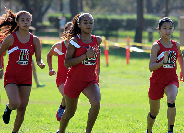 Women's Cross Country: Long Beach takes fifth at Rio Hondo Invitational