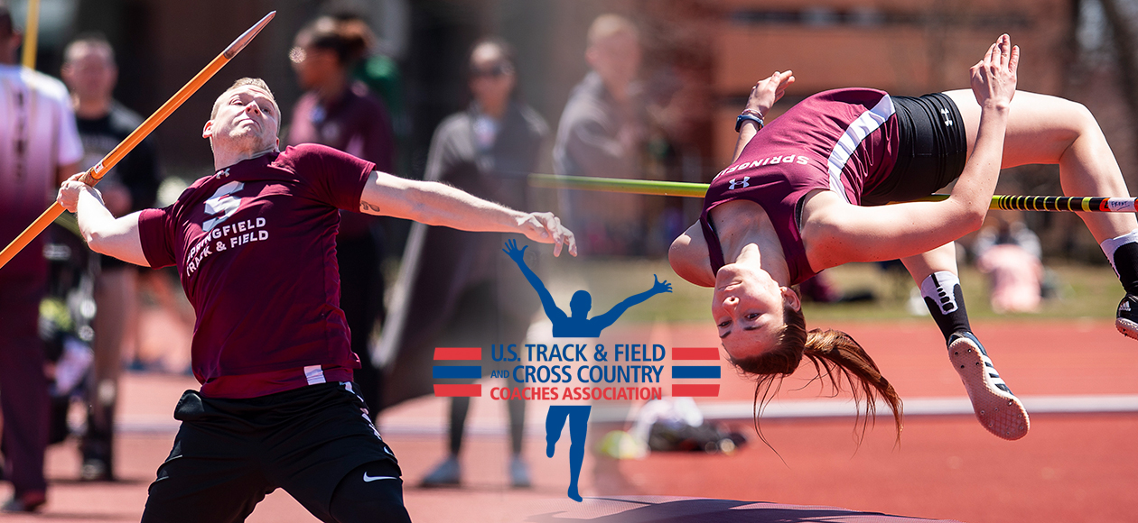 Men's and Women's Track and Field Earn USTFCCCA All-Academic Team Honors; Seven Recognized Individually