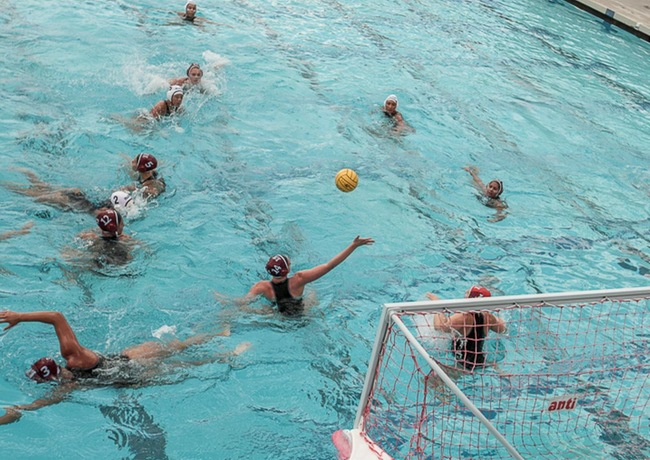Mountie Women Water Polo Sweep West Valley Invite with Four Wins