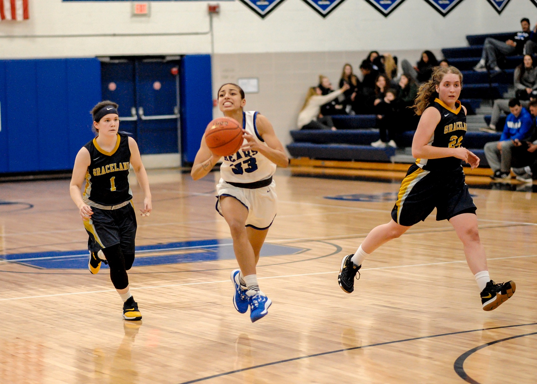 DMACC women's basketball team drops two games in Ramada Classic