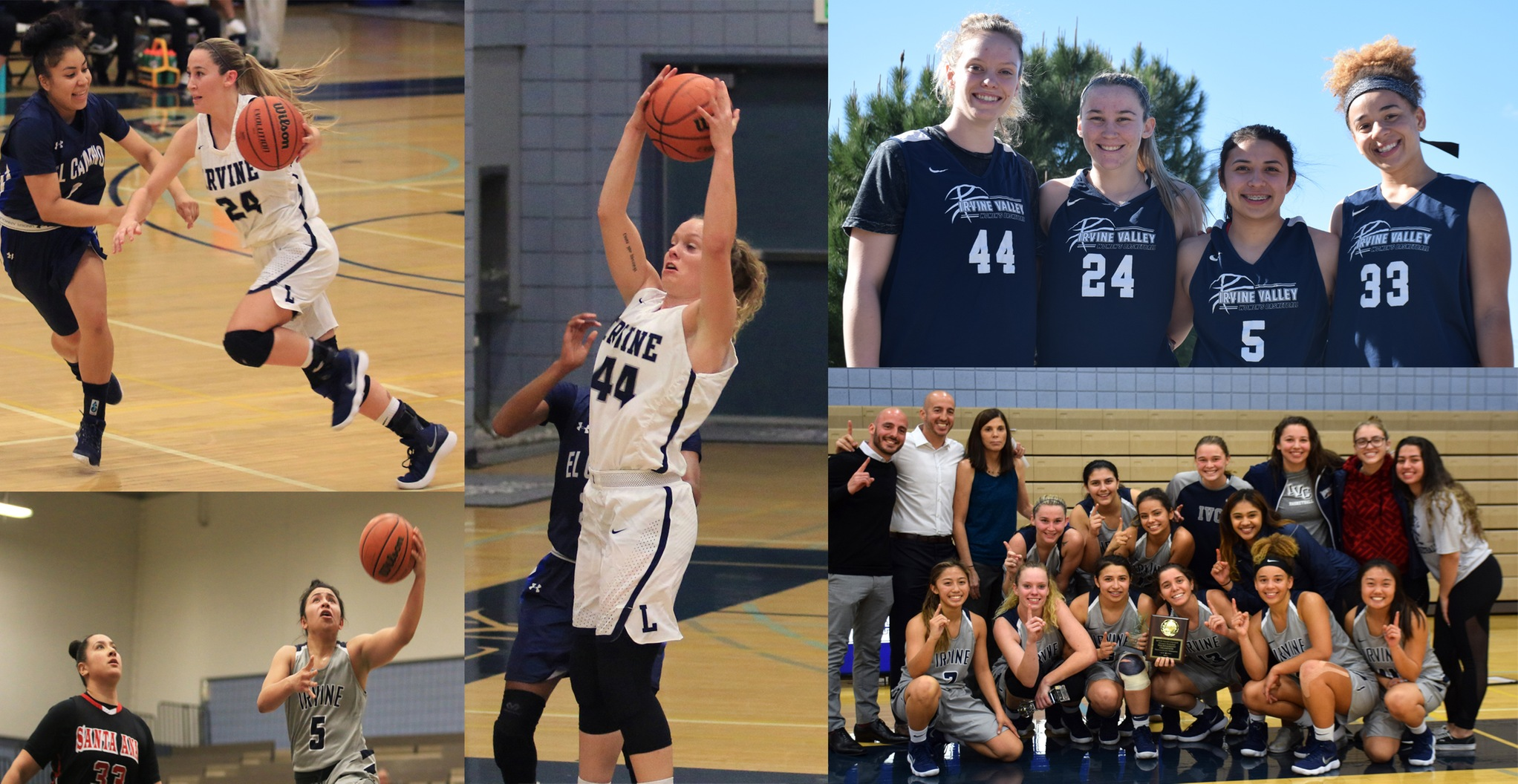 2018-19 Irvine Valley women's basketball schedule released