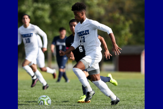 New Jersey men's soccer team suffers first loss of 2019 in heartbreaking fashion as Albright College puts away Knights, 3-2 in overtime
