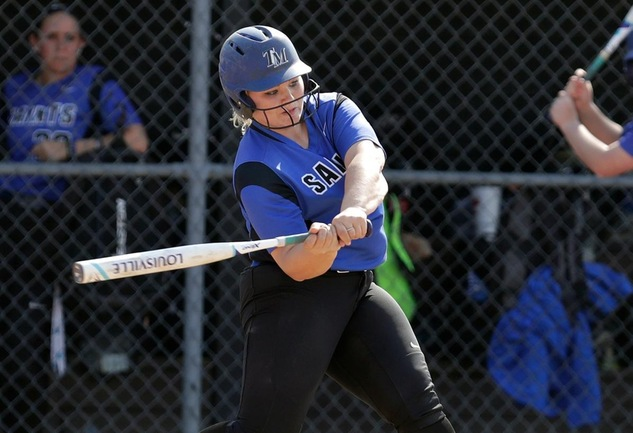 Softball Shuts-Out Capital in Double-Header Home Opener