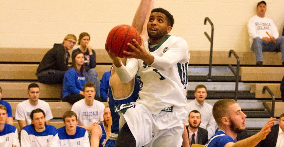 Storm Falls in GLIAC Contest to Walsh