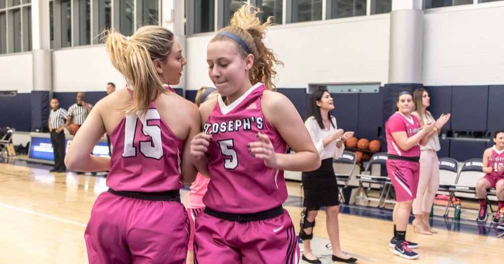 Women's Basketball Readies to Clinch Playoff Berth