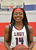 Amaria Pugh, Sophomore Guard, Dyersburg State, TCCAA Women's Basketball Player of the Week 1/12