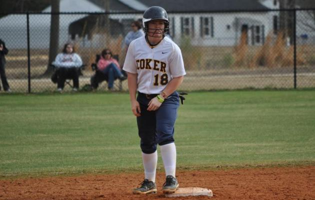 Weatherford and Burr Lead Coker to Sweep of Belmont Abbey