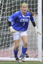 Lauren Kadet recorded her second career shutout.