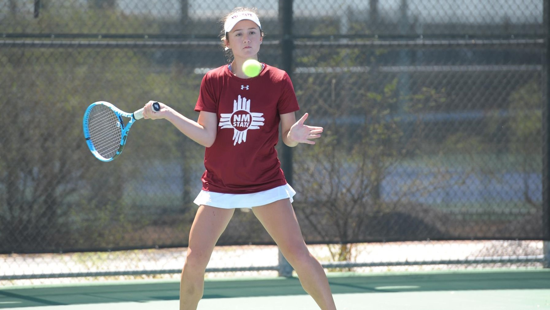 This Week in WAC Women's Tennis - April 3