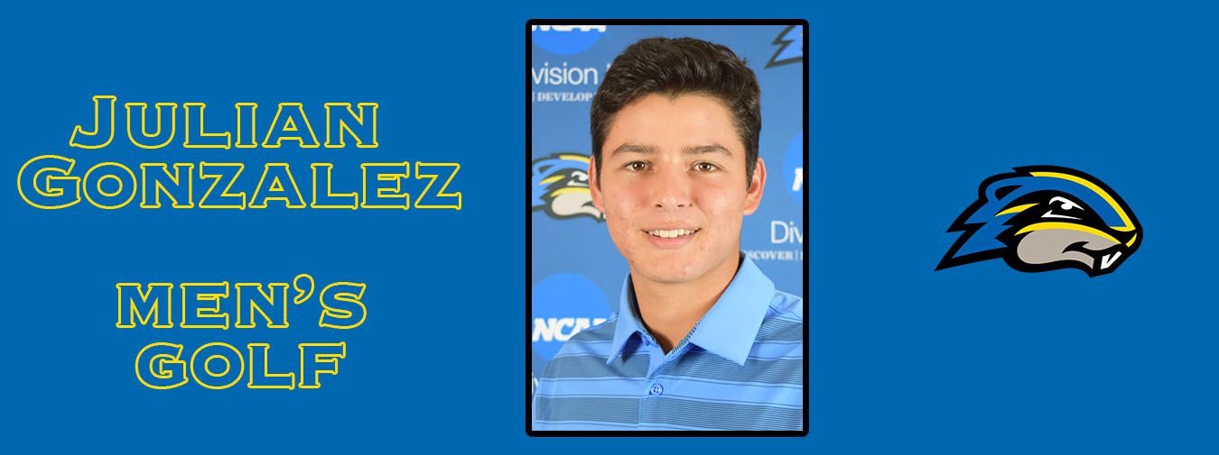 Goucher Men's Golfer Julian Gonzalez To Participate In The Latin America Amateur Championships Starting Thursday