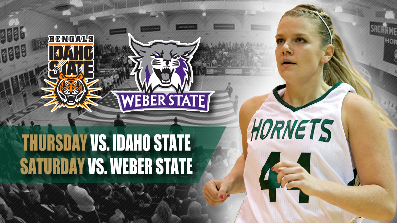 Women's Hoops' Perfect Home Record on the Line with Two Big SKy Games this Week
