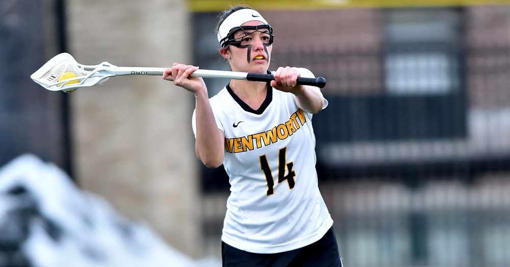 Women's Lacrosse Outlasts UMass Dartmouth; Protects Undefeated Status