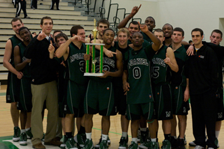 Jones leads McDaniel 49-48 win over Penn State-Behrend, Coaches vs. Cancer Classic title