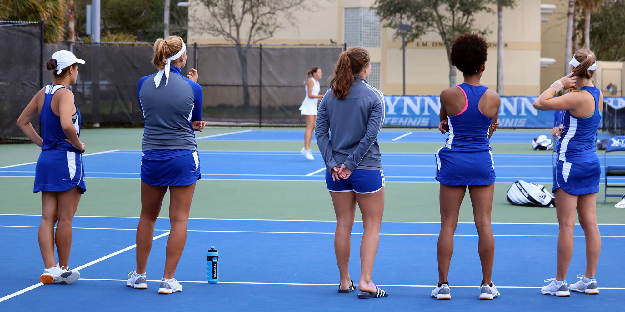 Four Fighting Knights Featured in Women's Tennis National Preseason Rankings