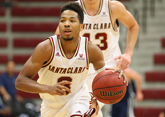 Santa Clara travels to the City of Roses for WCC match-up with Portland Pilots Monday at 3 pm