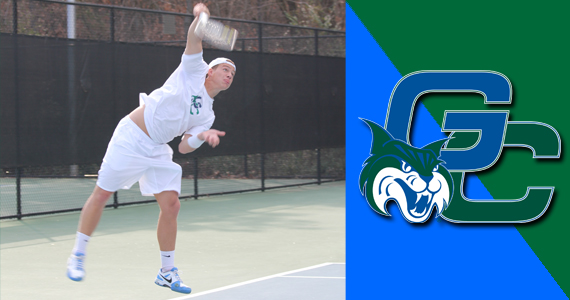 GC Men's Tennis Advances at PBC Tourney, 5-3 Win over FMU