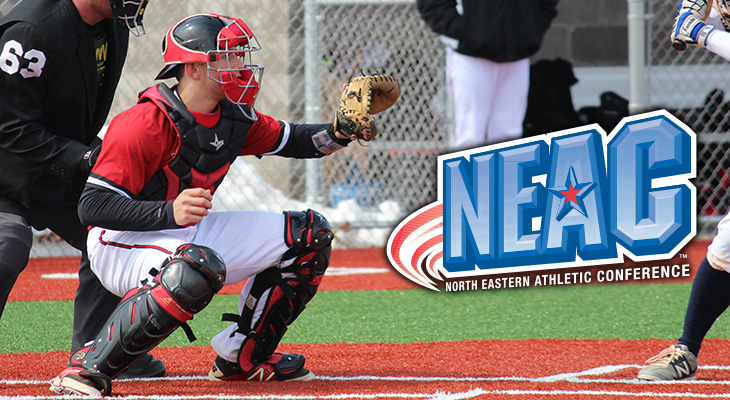 Dylan Nolan Earns NEAC Weekly Award