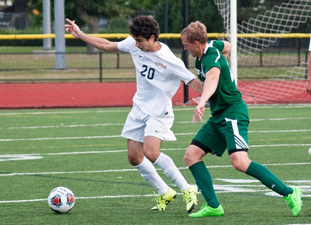 Men's Soccer Plays Host to Norwich Saturday