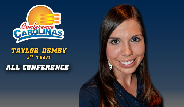 Coker's Demby Named Third Team All-Conference