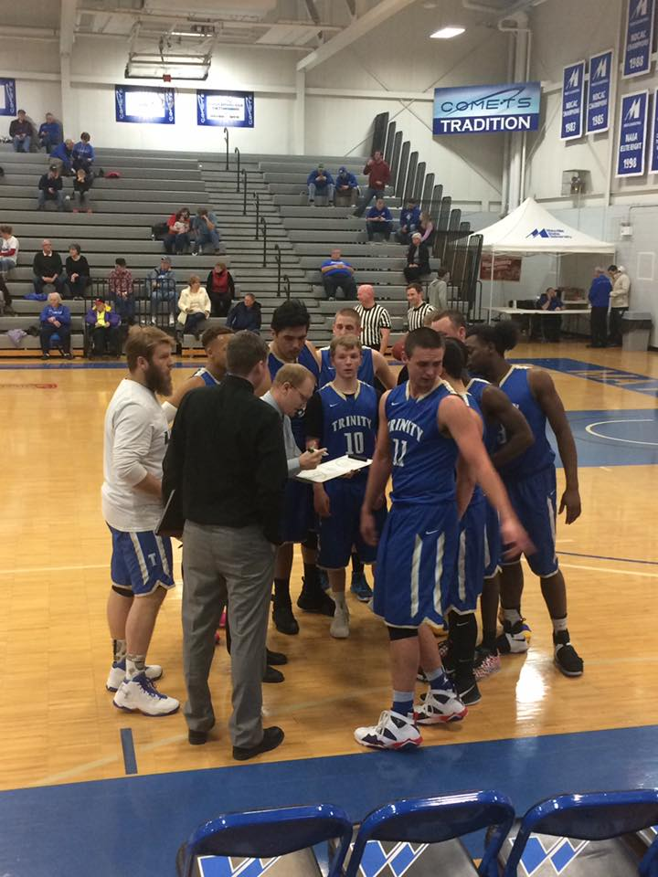 Lions MBB Advances to NIAC Conference Championship Game