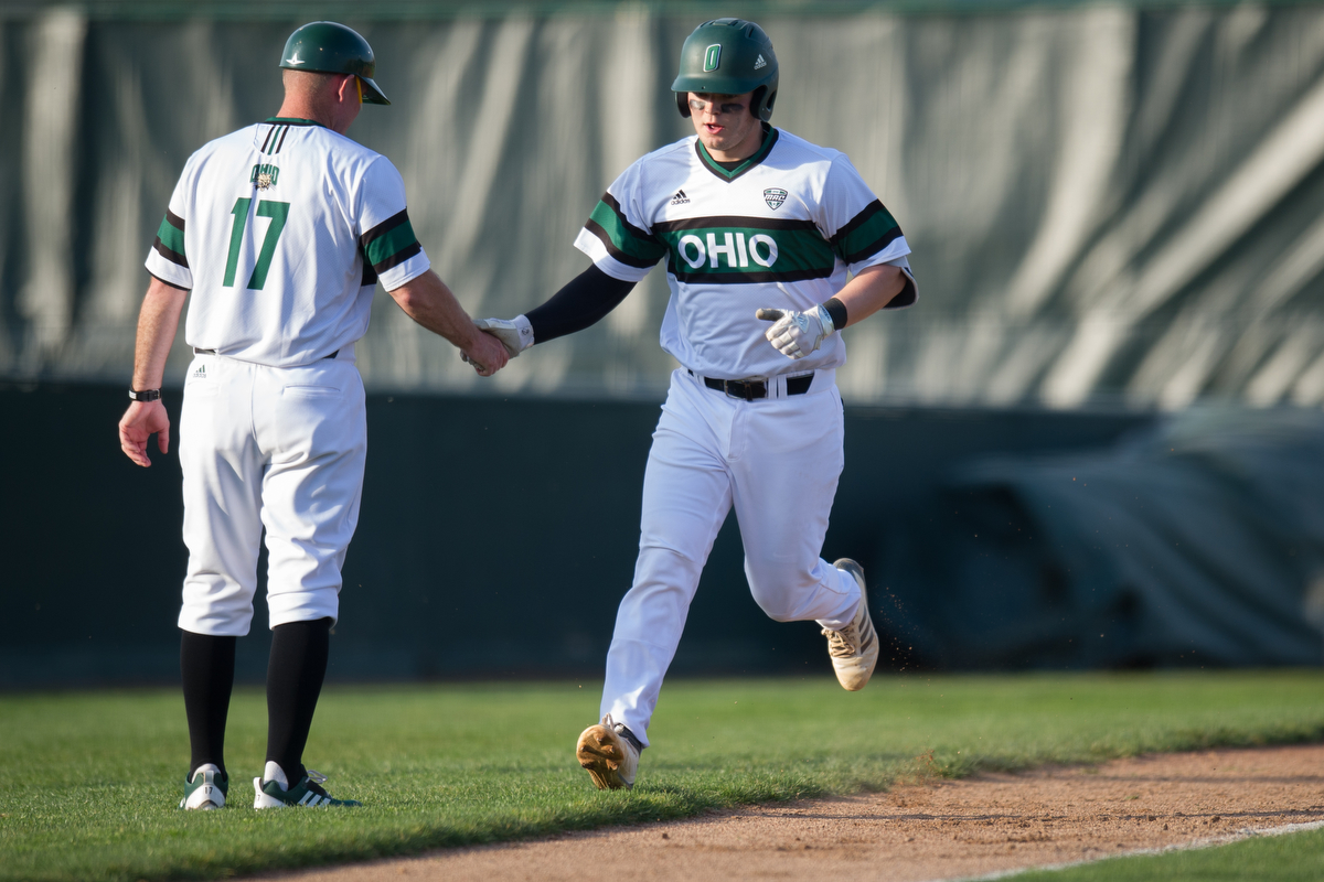 Ohio Baseball Earns Another Comeback Win, Tops Archrival Miami In Series Opener