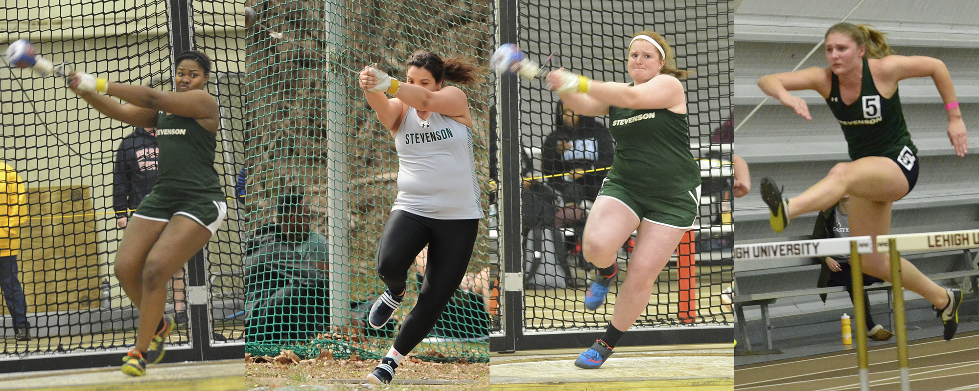 Women's Indoor Track Leads Academic All-MAC With Four Selections