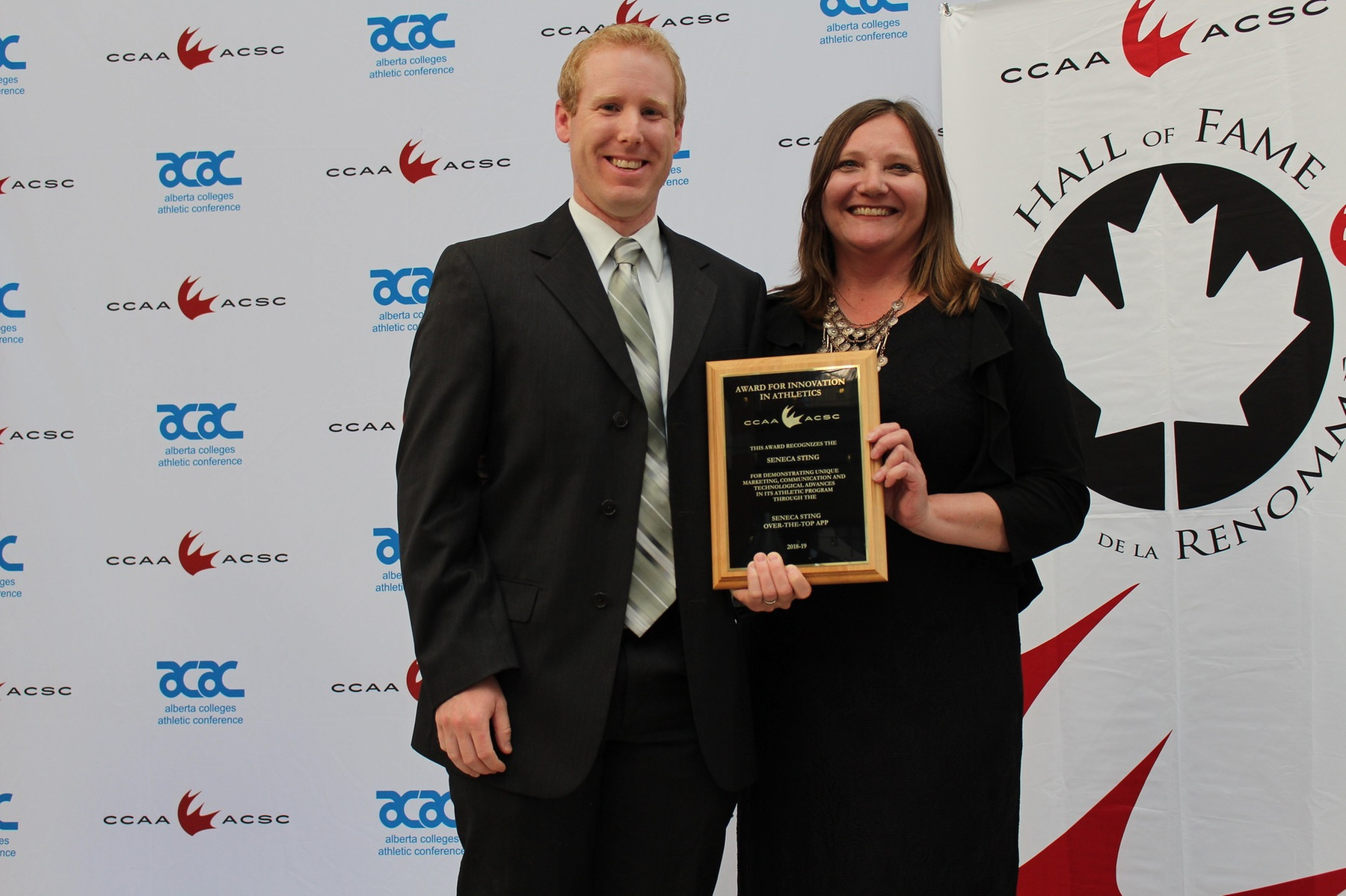 Sting earns first CCAA Innovation Award