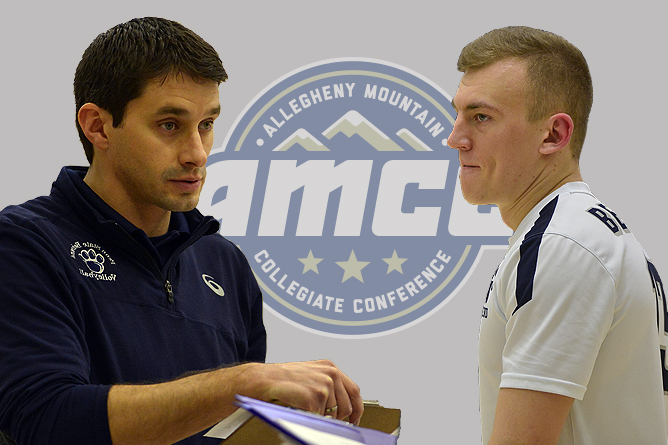 Hildebrand Lands AMCC Co-Player of the Year; Pisano Co-Coach of the Year