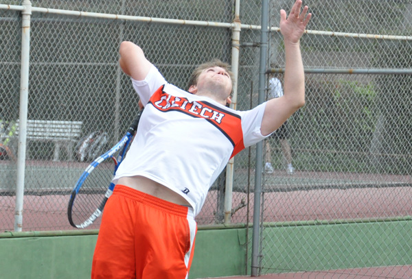 Beavers Get Back in the Win Column Against PLU; Doubles Mark Set