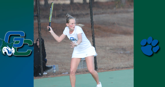 No. 19 Women's Tennis Holds off Valdosta, Starts Season with 5-4 win
