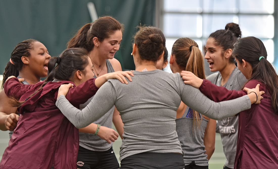 Women's Tennis Falls to #10 Carnegie Mellon in ITA Third-Place Match
